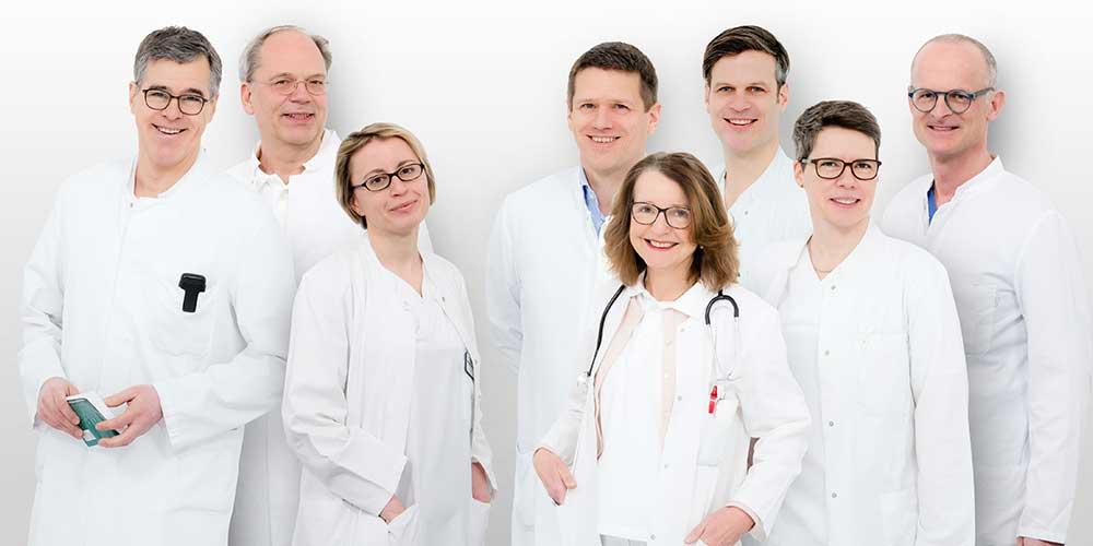 Anästhesie und Intensivmedizin | Sankt Gertrauden-Krankenhaus Berlin