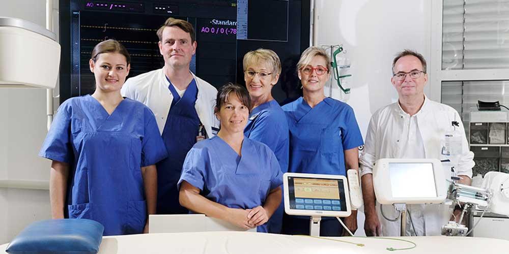 Team Gastroenterologie | Sankt Gertrauden-Krankenhaus Berlin