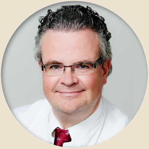 Jan Lindemann, Oberarzt Hals-Nasen-Ohrenheilkunde | Sankt Gertrauden-Krankenhaus Berlin