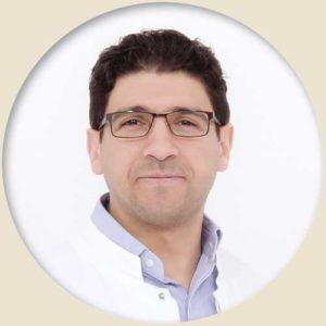 Dr. med. Shareef Hajjaj Oberarzt Neurochirurgie | Sankt Gertrauden-Krankenhaus Berlin