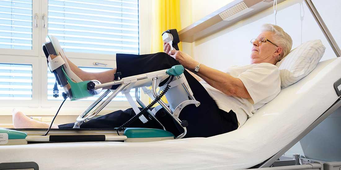 Abteilung für Therapie | Sankt Gertrauden-Krankenhaus Berlin