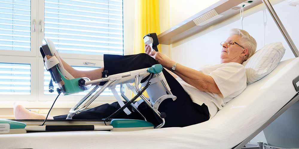 Unfallchirurgie und Orthopädie | Sankt Gertrauden-Krankenhaus Berlin