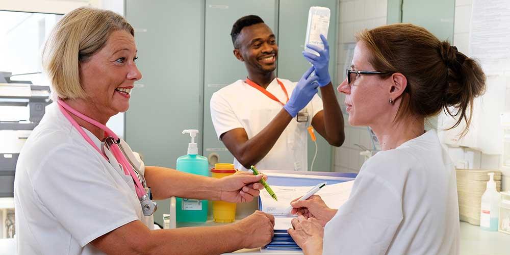 Jobs Pflege Berlin | Sankt Gertrauden-Krankenhaus Berlin